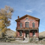 Finalist: Hotel Meade, in the Bannack Historic District in Montana. By Nikolay Makarov.